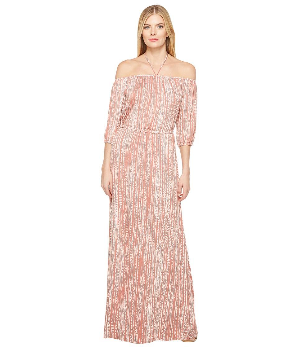 Rachel Pally Lorenzia Dress Print (Raindrop Print) Women