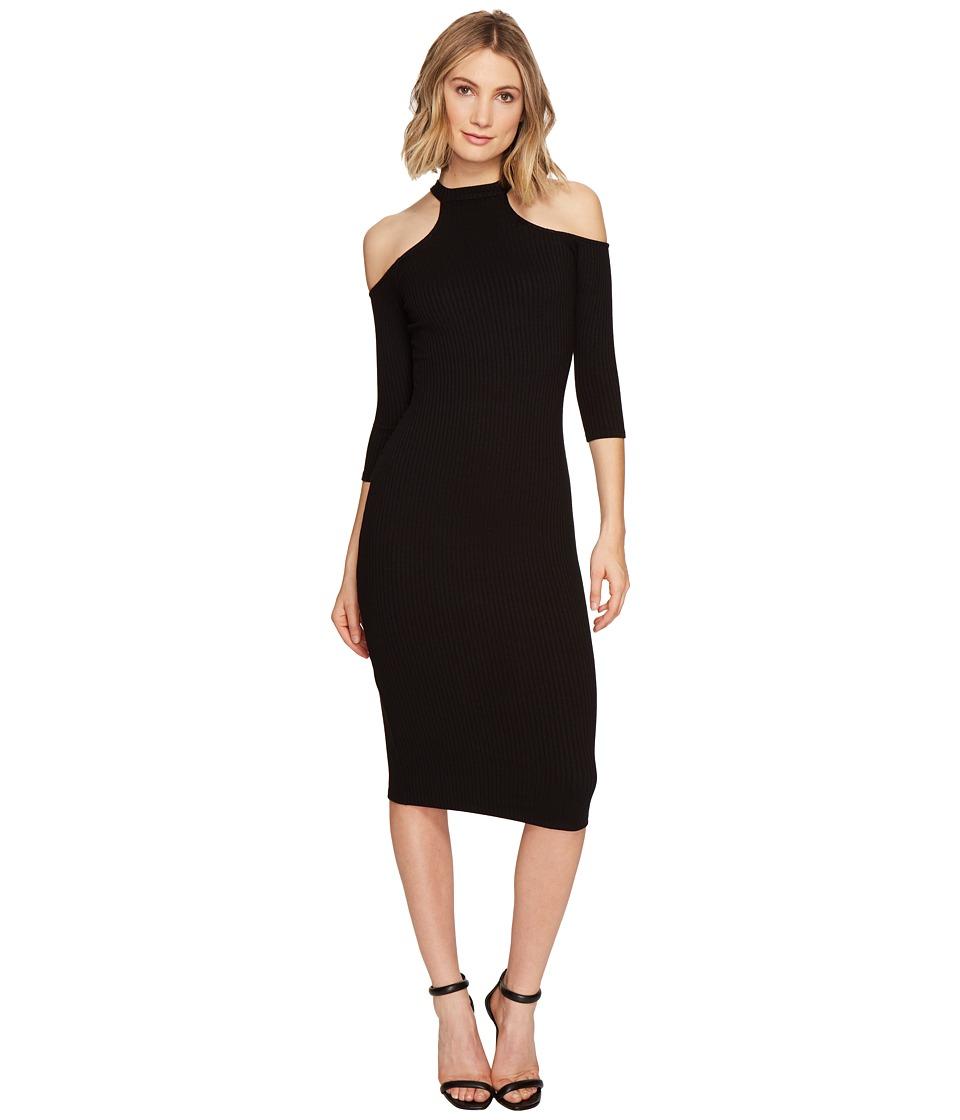 Rachel Pally Rib Hana Dress (Black) Women