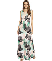 Rachel Pally - Long Sleeveless Caftan Print