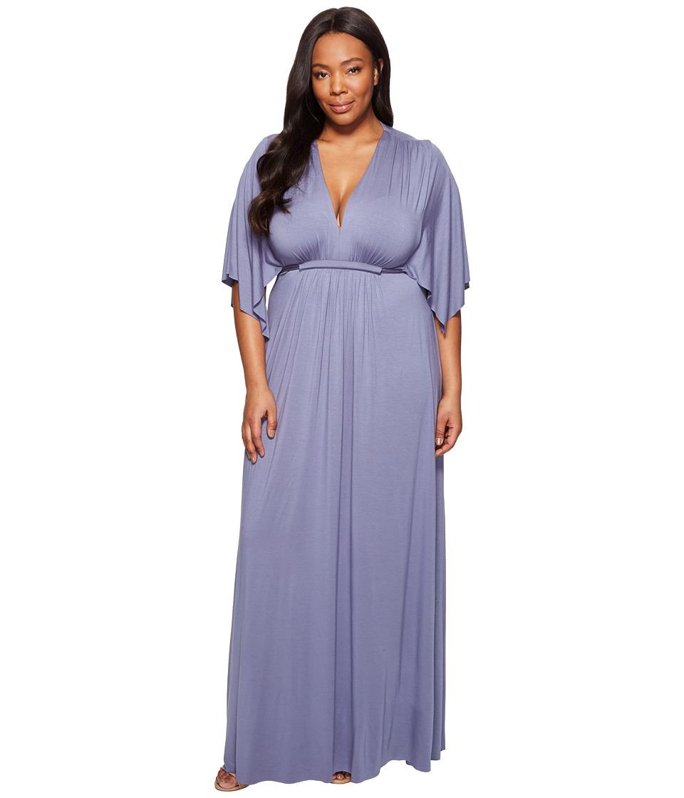 Rachel Pally - Plus Size Long Caftan Dress White Label
