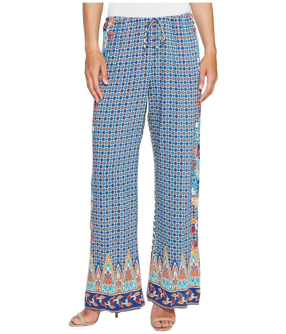 Hale Bob - Sunshine Daze Rayon Woven Pants