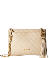 Calvin Klein - Addie Quilted Pebble Crossbody
