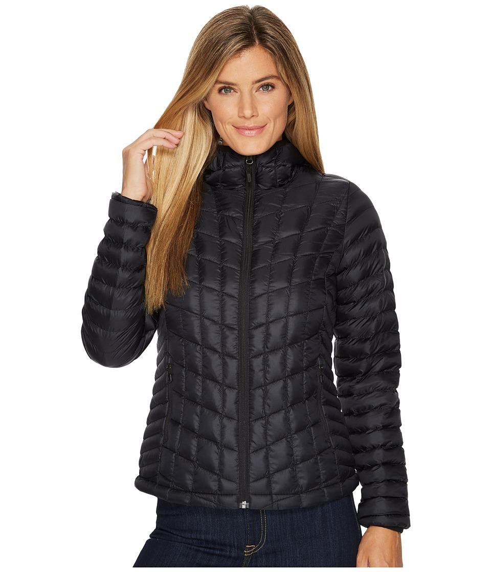 Marmot - Featherless Hoodie (Black) Womens Sweatshirt