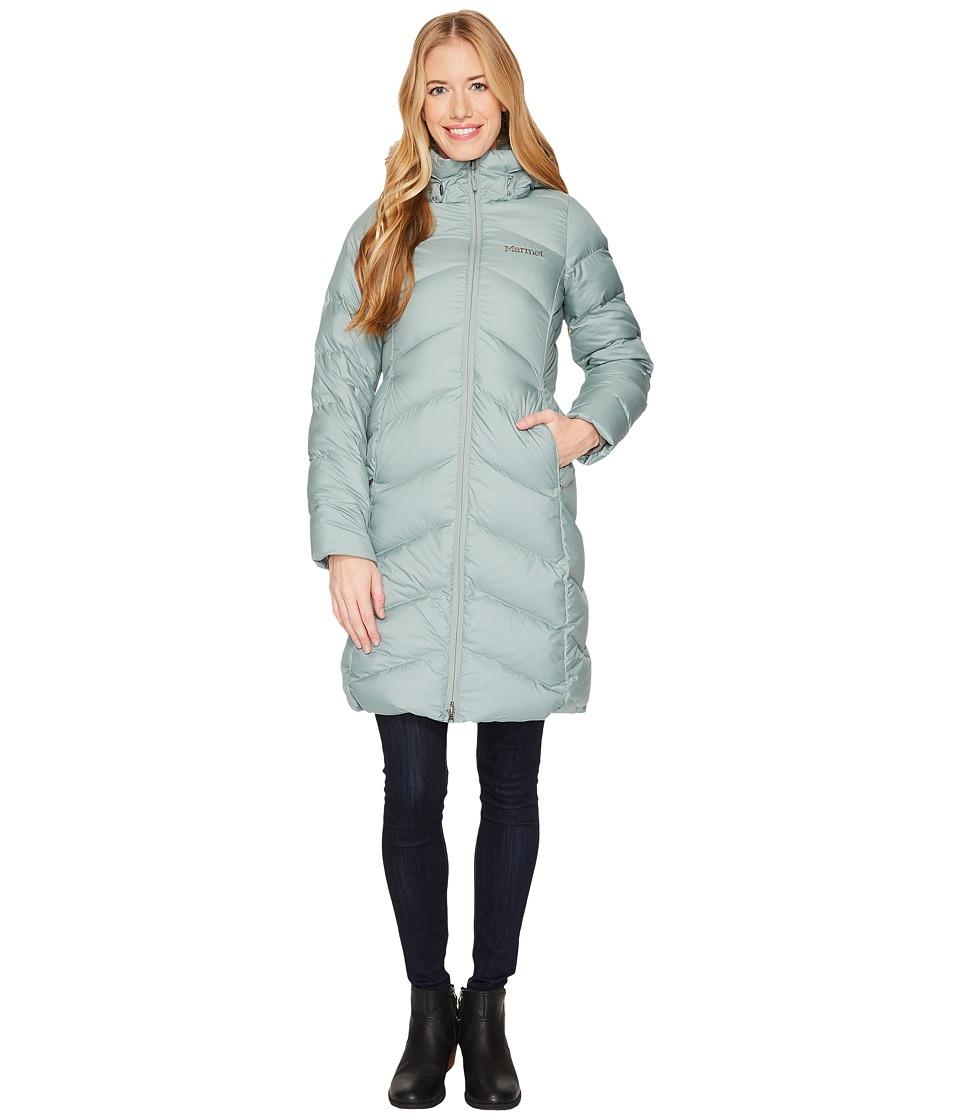 Marmot Montreaux Coat (Sea Fog) Women