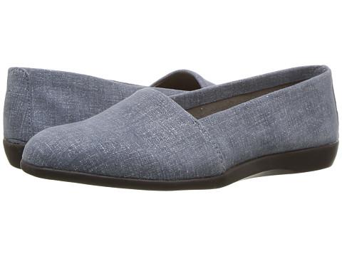 Aerosoles Trend Setter - Mid Blue Leather