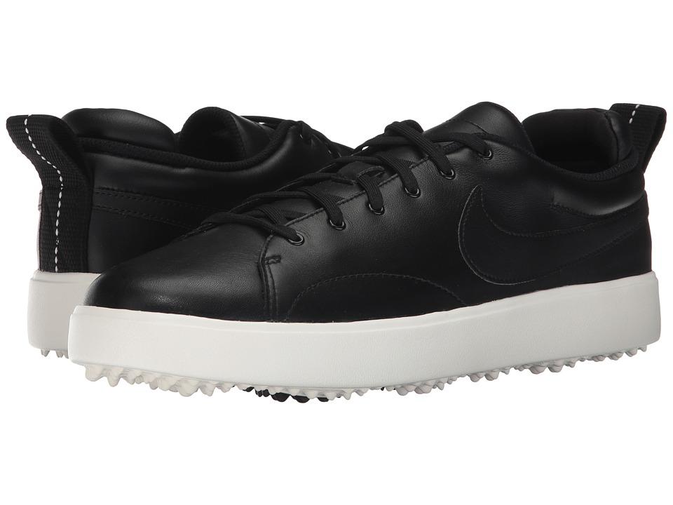 Nike Golf Course Classic (Black/Black/Sail) Men