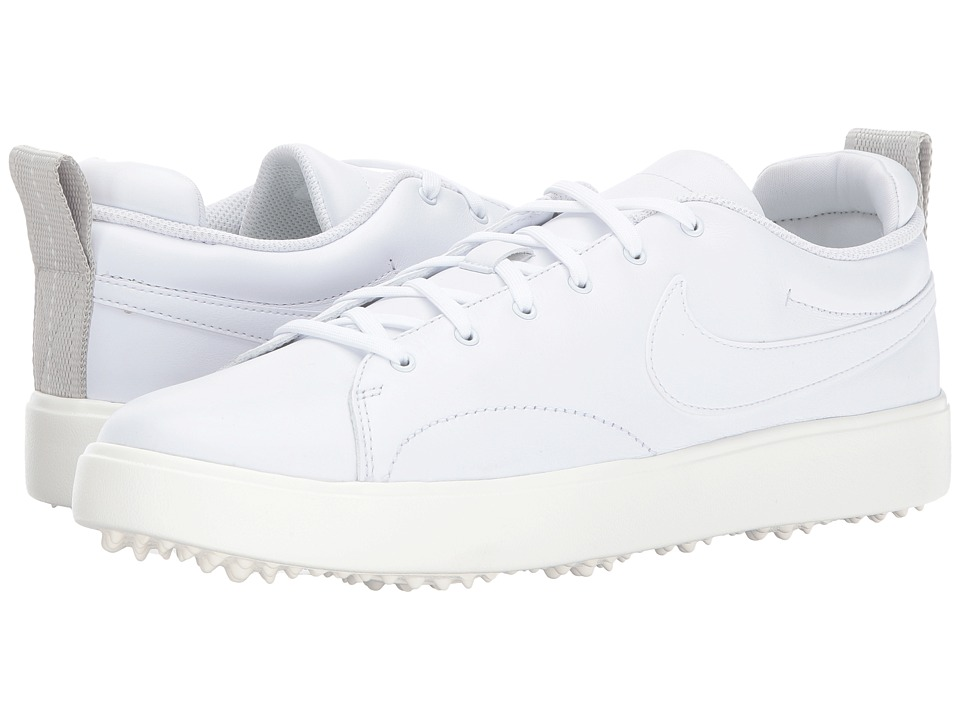 Nike Golf Course Classic (White/White/Sail/Black) Men