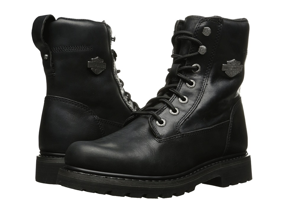Harley-Davidson - Robindale (Black) Women's Lace-up Boots