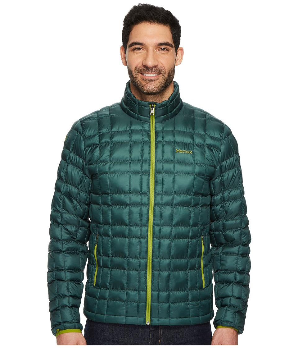 Marmot Featherless Jacket (Dark Spruce) Men