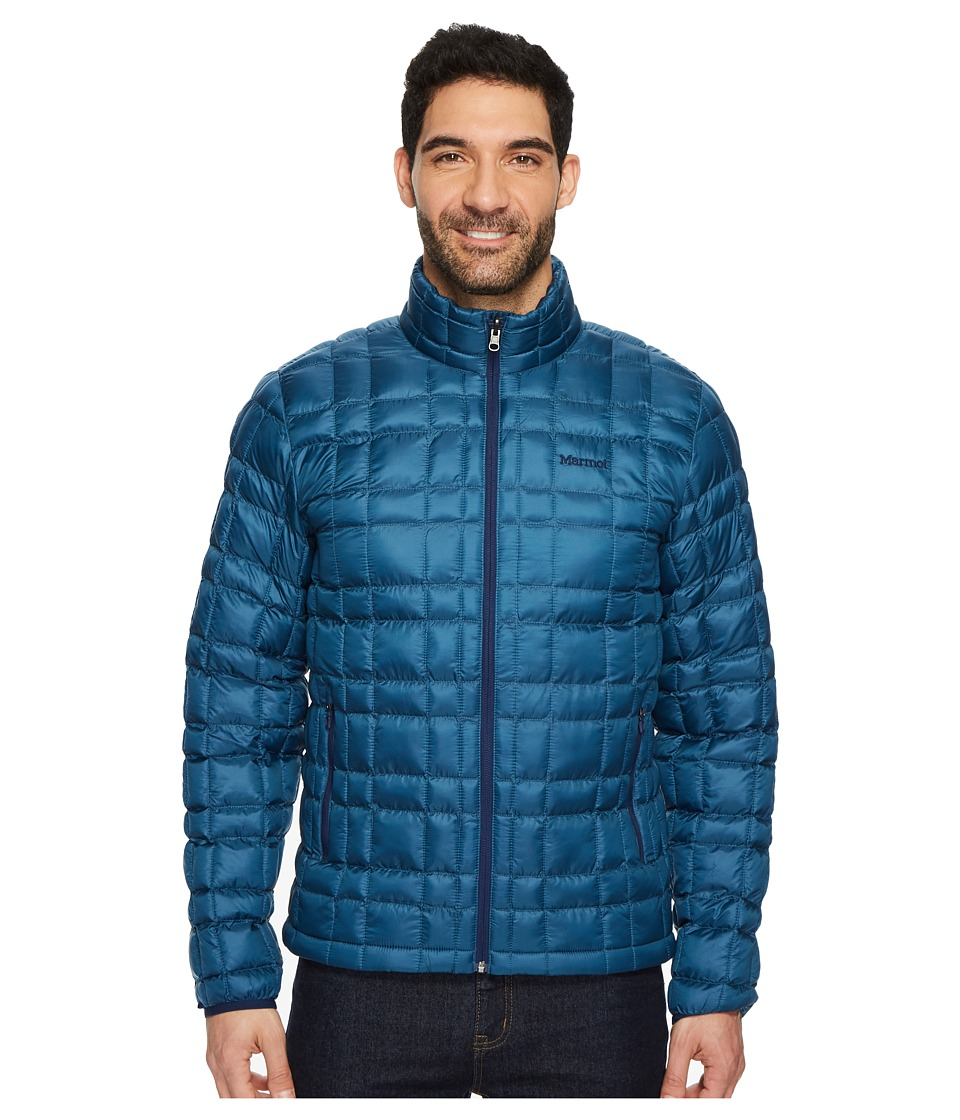 Marmot Featherless Jacket (Denim) Men