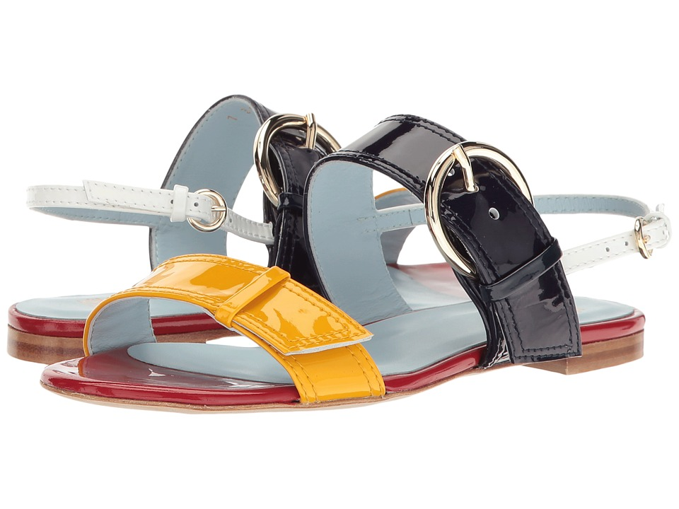 Frances Valentine Faith (Multi Patent Leather) Women