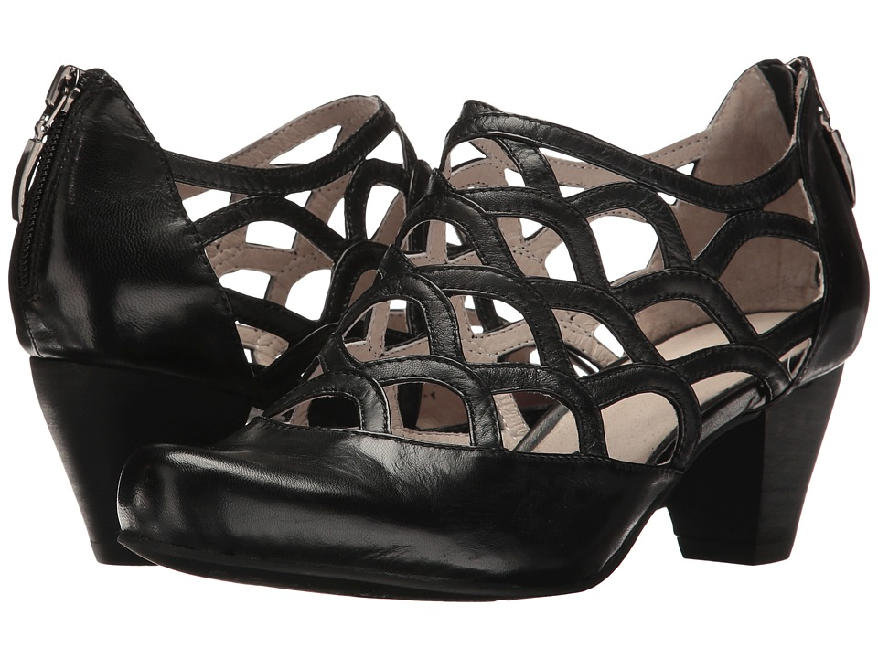 Spring Step Lorca (Black) Women's Shoes