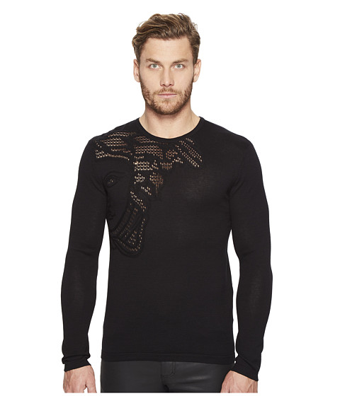 Versace Collection Crew Neck Sweater