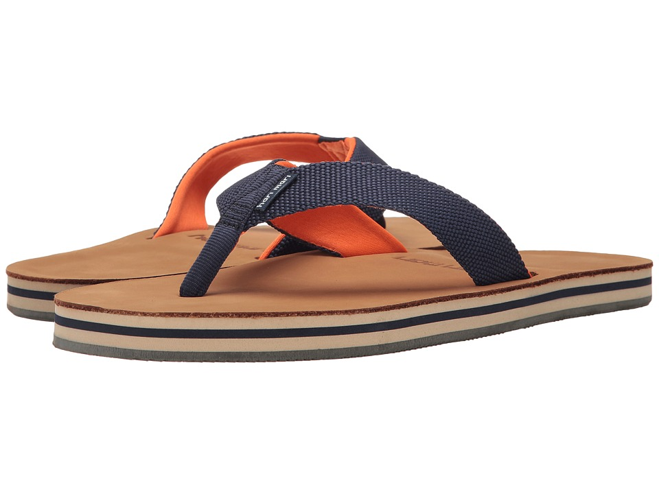 Hari Mari - Scouts (Navy/Orange) Mens Sandals