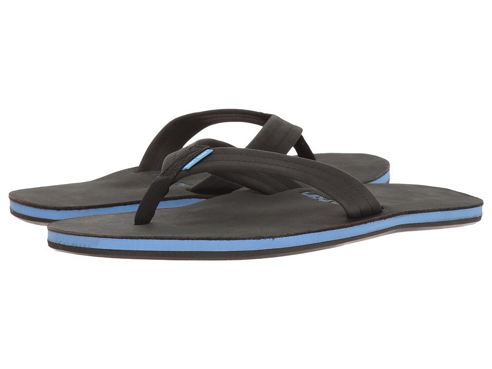Hari Mari - Fields (Black/Blue/Black) Mens Sandals