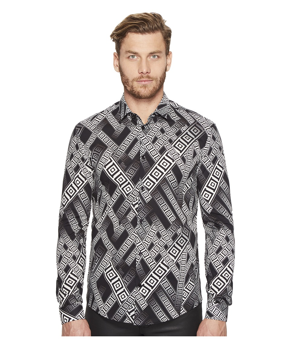 Versace Collection - Long Sleeve Botton Down