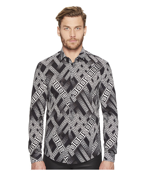 Versace Collection Long Sleeve Botton Down