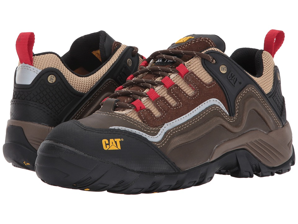 Caterpillar - Pursuit 2.0 Steel Toe (Brown) Mens Work Boots