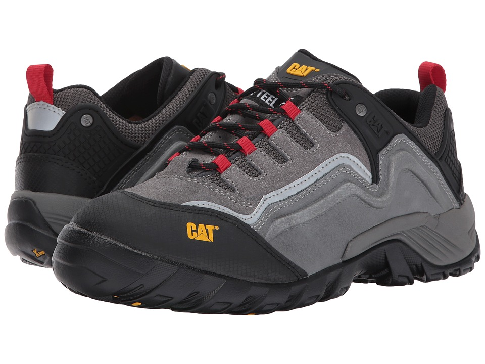 Caterpillar Pursuit 2.0 Steel Toe (Medium Charcoal) Men
