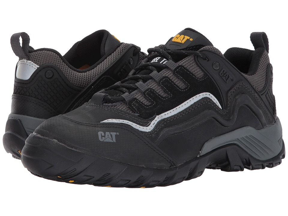 Caterpillar Pursuit 2.0 Steel Toe (Black) Men
