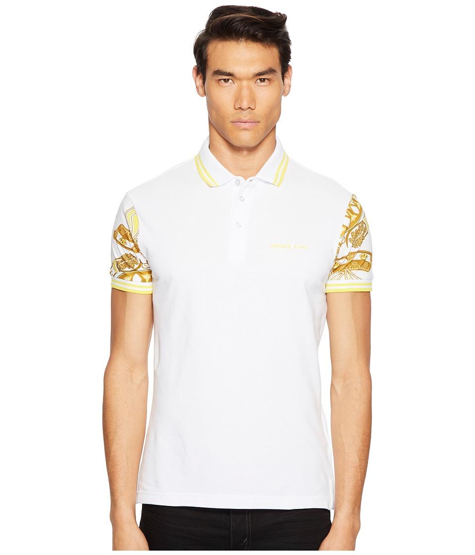Versace Jeans T-Shirt EB3GPB7P9 (Bianco) Men