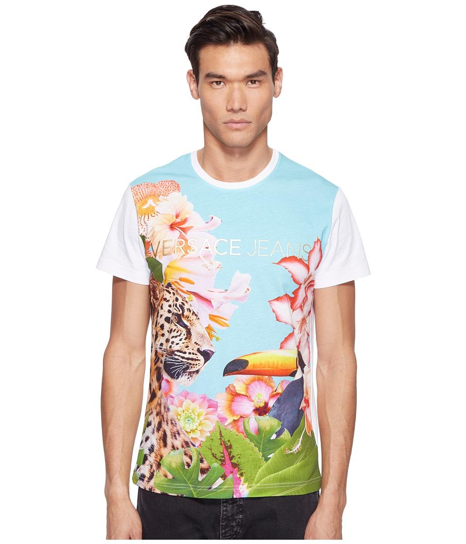 Versace Jeans T-Shirt EB3GPB754 (Bianco) Men