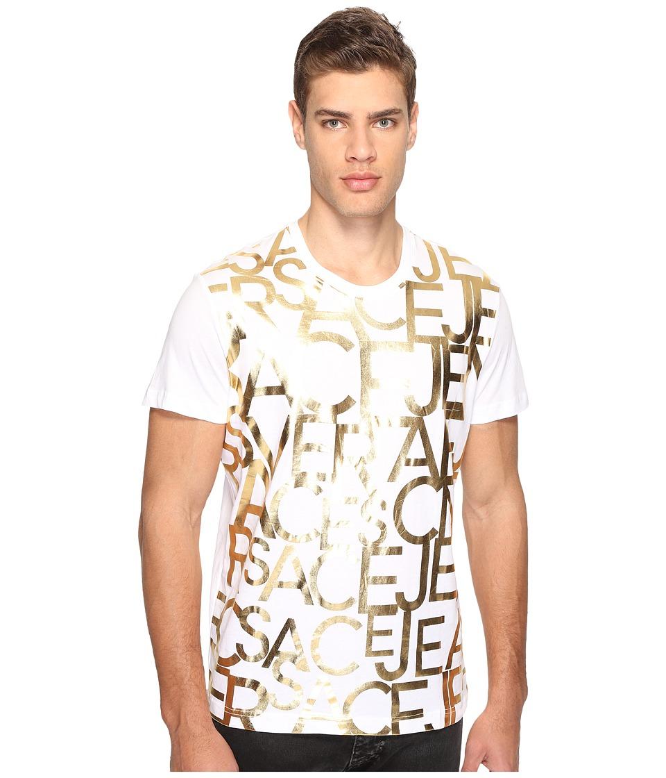 Versace Jeans T-Shirt EB3GPB708 (Bianco) Men