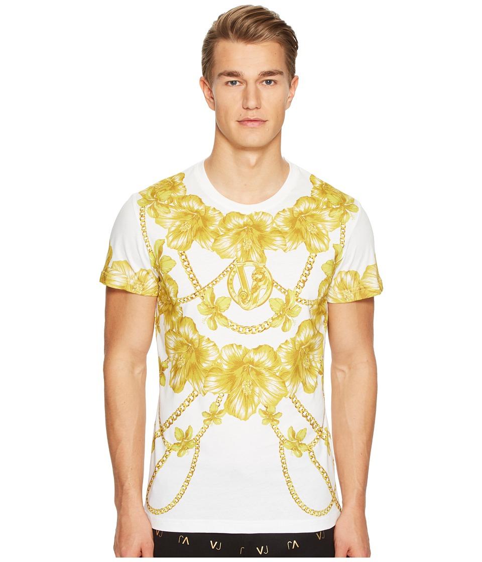 Versace Jeans T-Shirt EB3GPB7G4 (Bianco) Men
