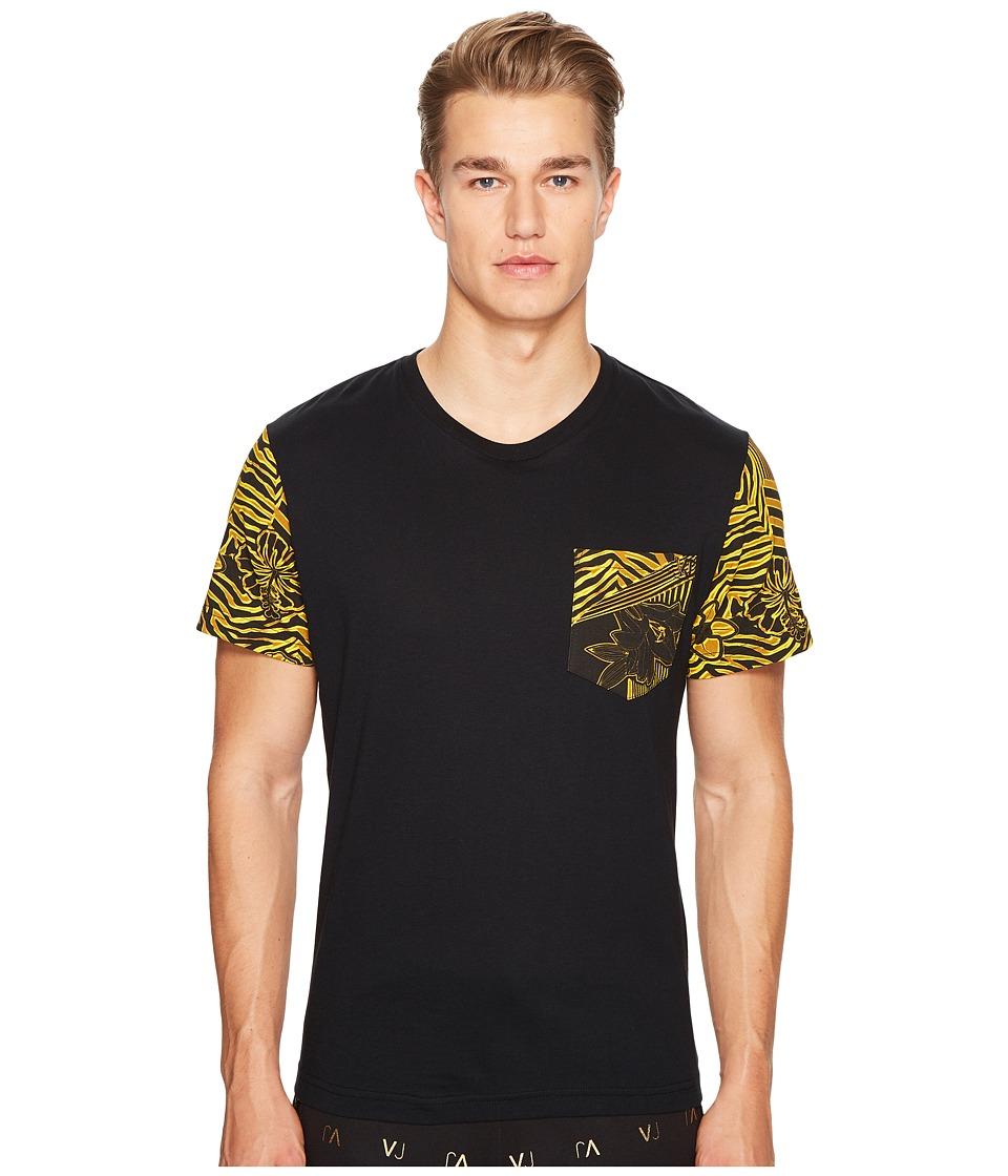 Versace Jeans T-Shirt EB3GPB7S2 (Nero) Men