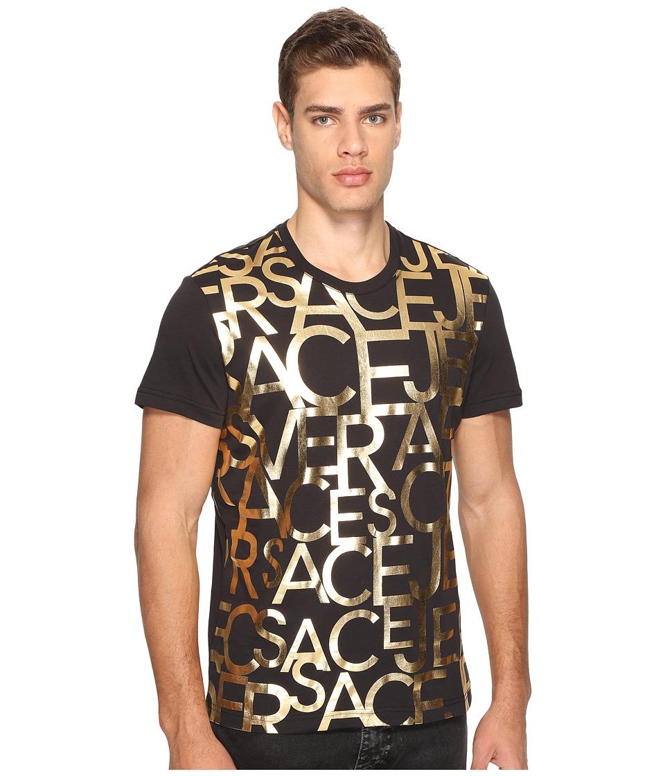 Versace Jeans T-Shirt EB3GPB708 (Nero) Men