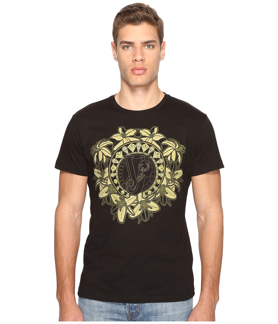 Versace Jeans T-Shirt EB3GPB788 (Nero) Men