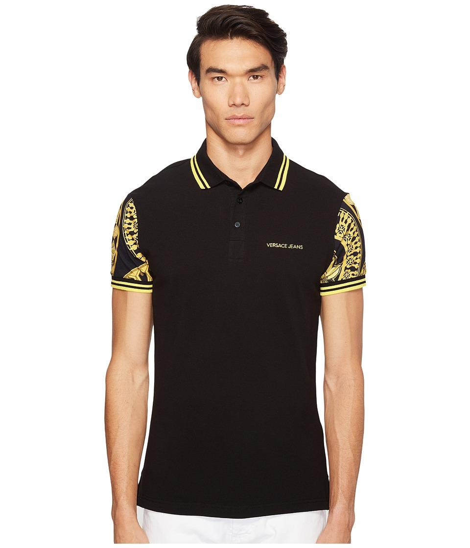 Versace Jeans T-Shirt EB3GPB7P9 (Nero) Men