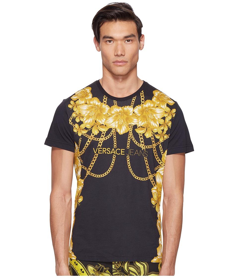 Versace Jeans T-Shirt EB3GPB746 (Nero) Men