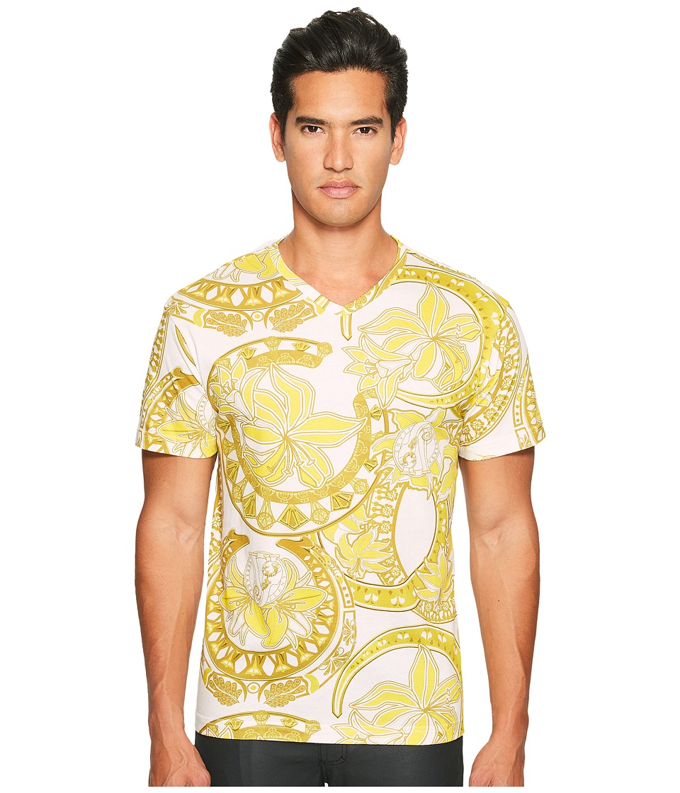 Versace Jeans T-Shirt EB3GPB7V0 (Bianco) Men