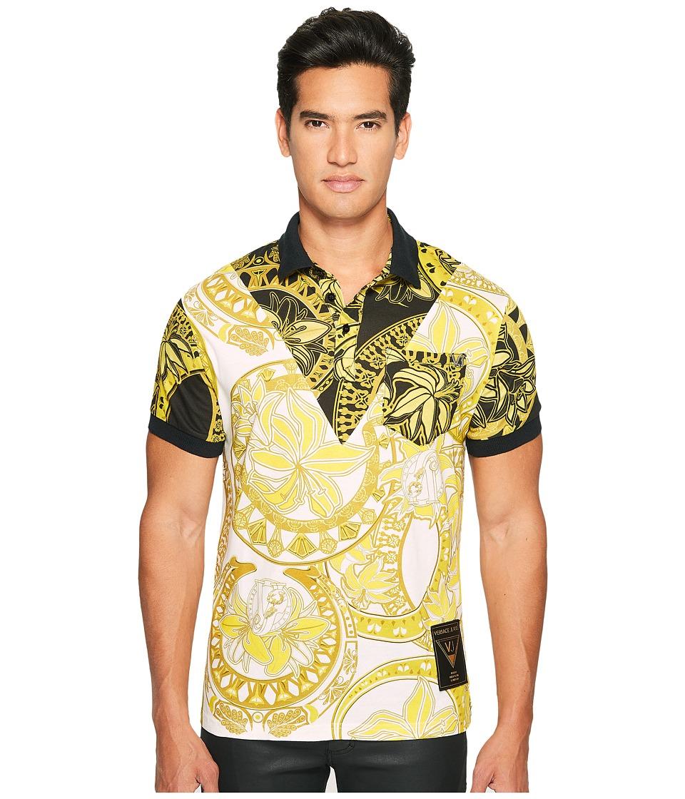 Versace Jeans T-Shirt EB3GPB7P8 (Bianco) Men