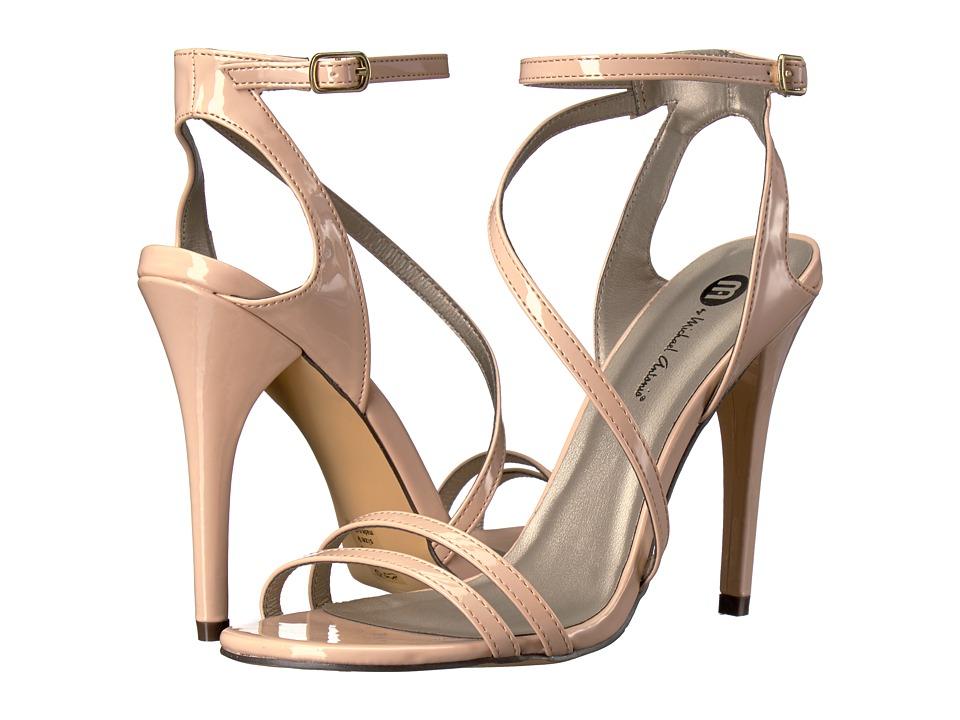 Michael Antonio Ester Patent (Nude Patent) High Heels