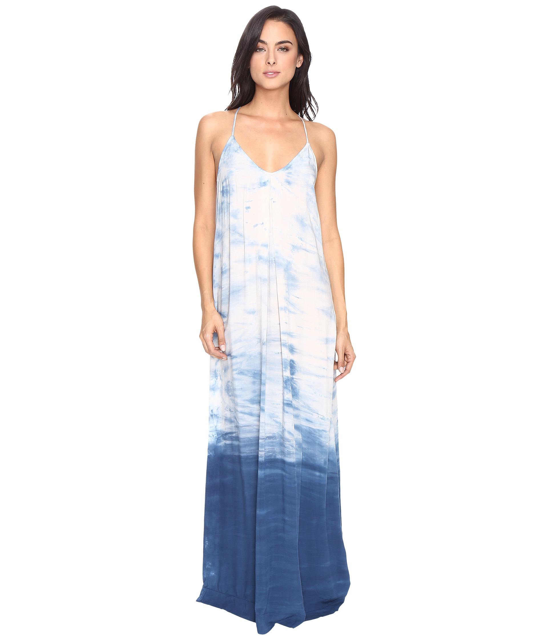 Allen b maxi dress