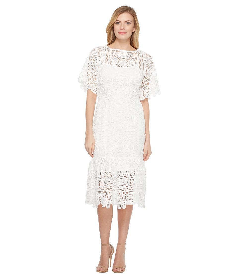 Eva by Eva Franco Cleo Dress (White) Women