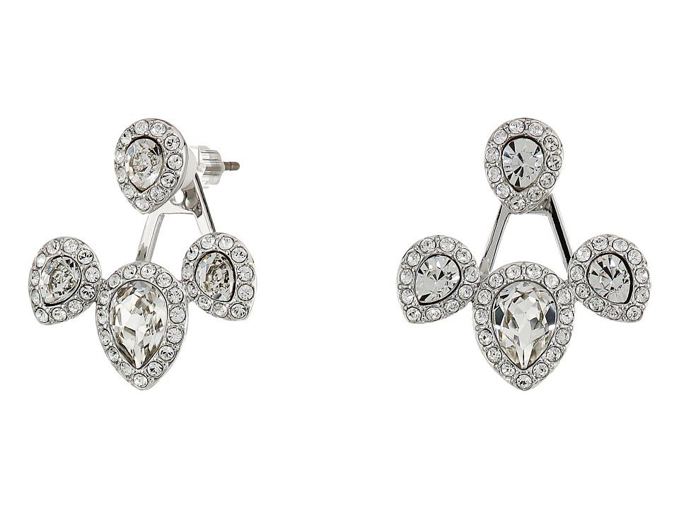 Swarovski - Christie Pierced Earrings Jacket