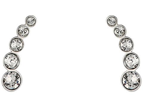 Swarovski Harley Pierced Earrings - Crystal Clear