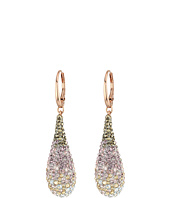 Swarovski - Abstract Pierced Earrings