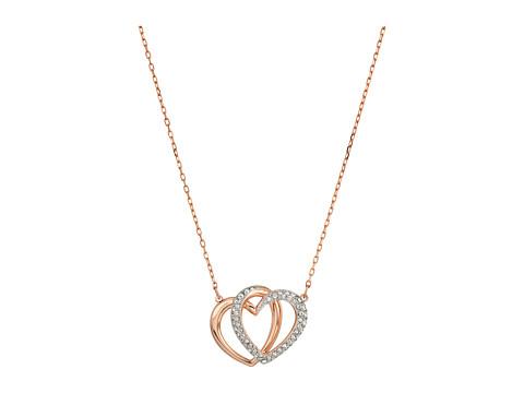 Swarovski Dear Necklace - Crystal Clear