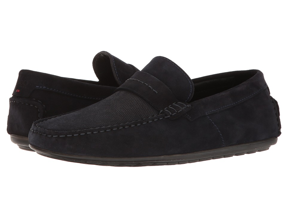 BOSS Hugo Boss Dandy Mocassin by HUGO (Dark Blue) Men
