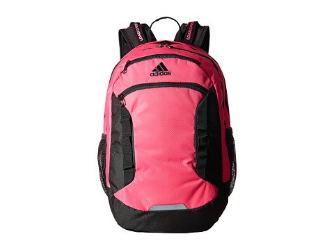 adidas Excel III Backpack - Shock Pink/Black/Grey