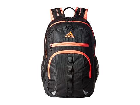 adidas Prime III Backpack - Black/Lucid Red