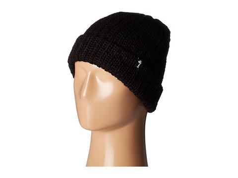 Sanuk Iglu Chunky Cable Knit Beanie - Black