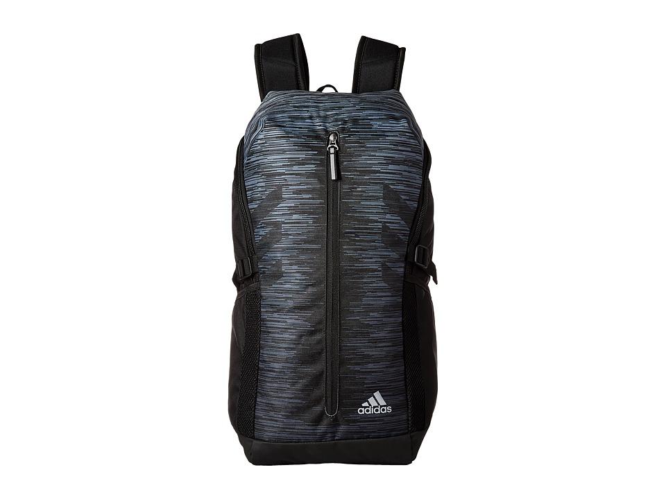 Adidas Mercer Backpack (Black/Grey) Backpack Bags