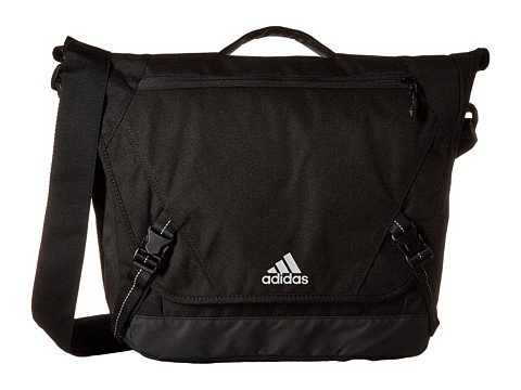adidas Sport ID Messenger - Black/Tiger Style Camo Emboss