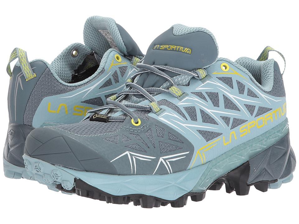 La Sportiva - Akyra GTX (Slate/Sulphur) Womens Shoes