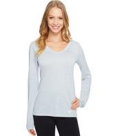 Nike - Dry Legend Long Sleeve V-Neck Shirt